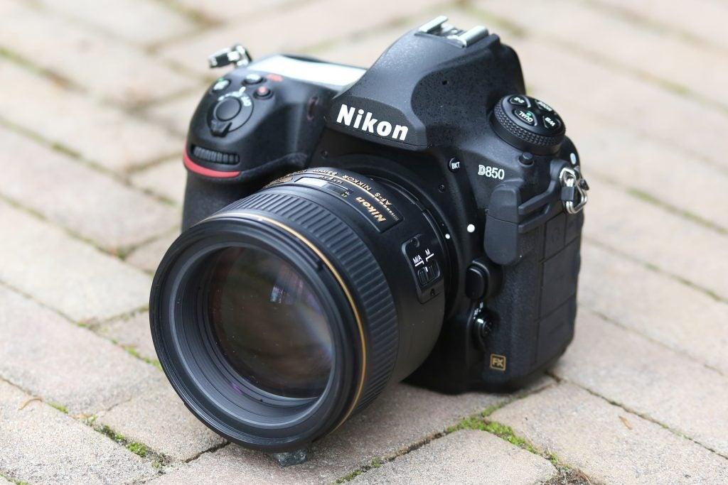 camera hire nikon