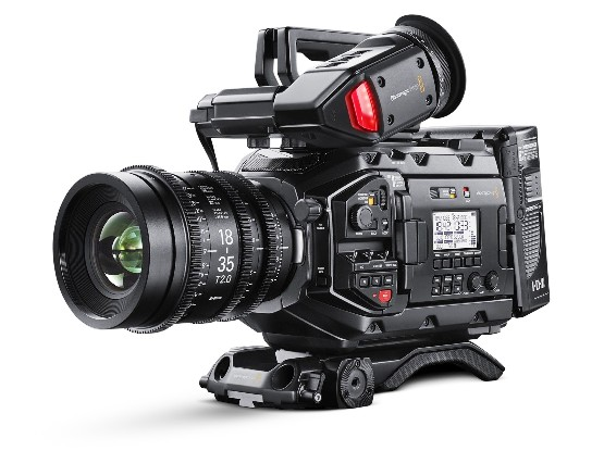 camera hire Blackmagic